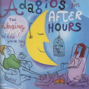 ADAGIOS FOR AFTER HOURS:RELAXING (CD)